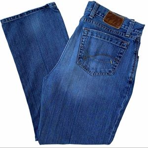 East West Jeans Hand Finished Medium Wash 36 X 30